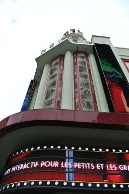Cinéma Rex is verrassend