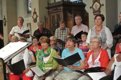 Zingen in de mis