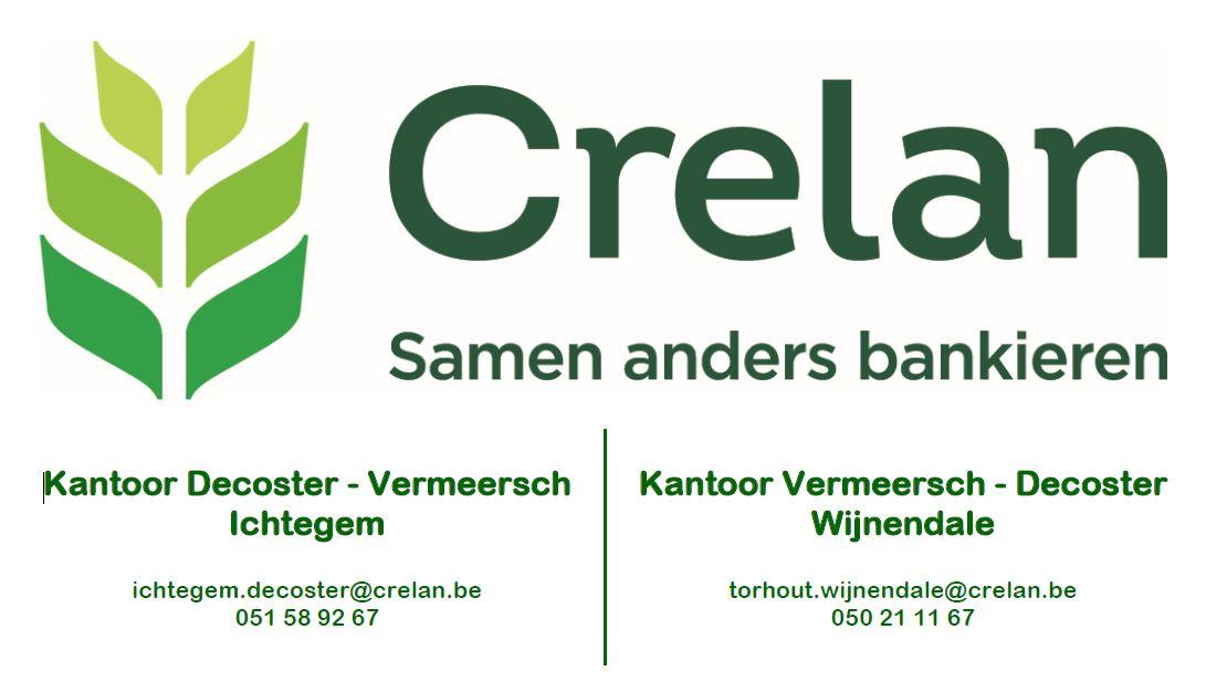 Crelan - Iny Sap